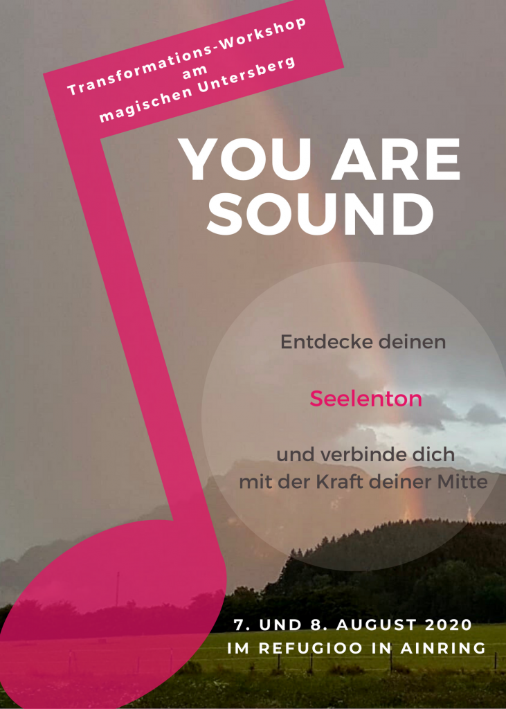 Transformationsworkshop You are sound mit Stimmanalyse