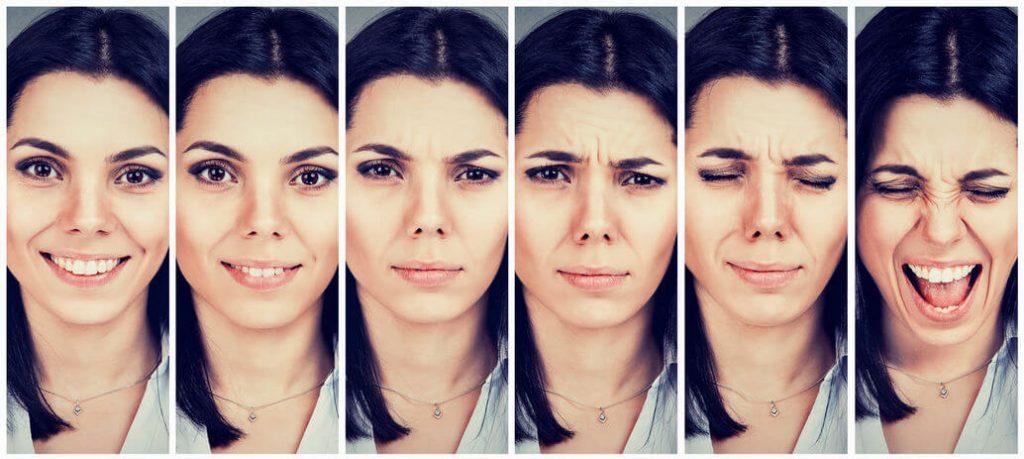 Emotionen beeinflussen Schwingungsfrequenz