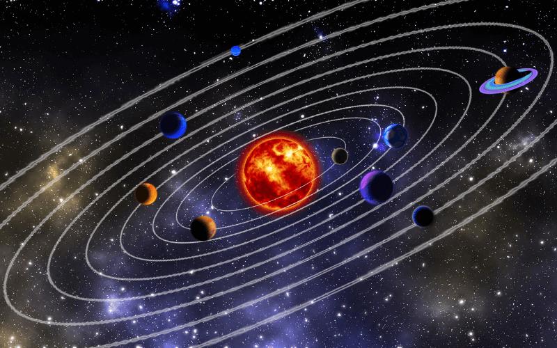 10 Archetypen von Planetentönen als Kraftquelle für deinen Weg
